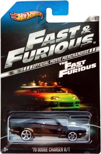 2013 Hot Wheels The Fast And The Furious Official Movie
