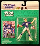 : DREW BLEDSOE / NEW ENGLAND PATRIOTS 1996 NFL Starting Lineup Action Figure & Exclusive NFL Collector Trading Card