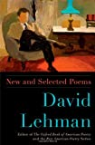 New and Selected Poems, David Lehman, 147673187X