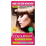 Colour B4 3 X Hair Colour Remover Regular