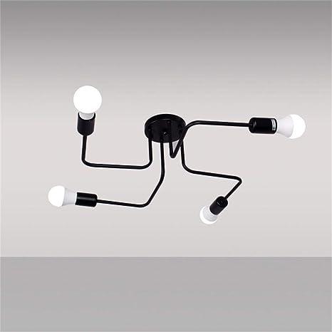 Luz Led,TwoCC Colgante de Bola Moderna Lámpara de Dormitorio ...