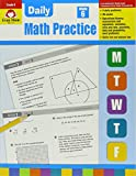 img - for Daily Math Practice Grade 6 book / textbook / text book