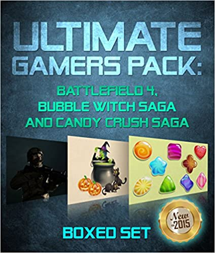 Ultimate Gamers Pack: Battlefield 4, Bubble Witch Saga and