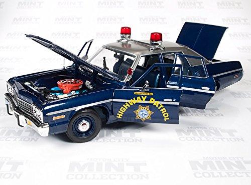 Dodge Police Vehicle - 6
