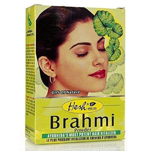 Hesh Pharma 100% Natural Herbs Powder 100gm (Brahmi Powder) by Hesh