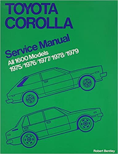 Toyota corolla 1600 service manual 1975 1979 1975197619771978 toyota corolla 1600 service manual 1975 1979 19751976197719781979 fandeluxe Image collections