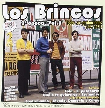 2 Epoca Vol.2 1967-1971 Todas Sus Grabac