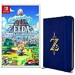 [Exclusivo Amazon] The Legend of Zelda: Link´s Awakening - Edição com Caderneta Z Wild Logo - Nintendo Switch