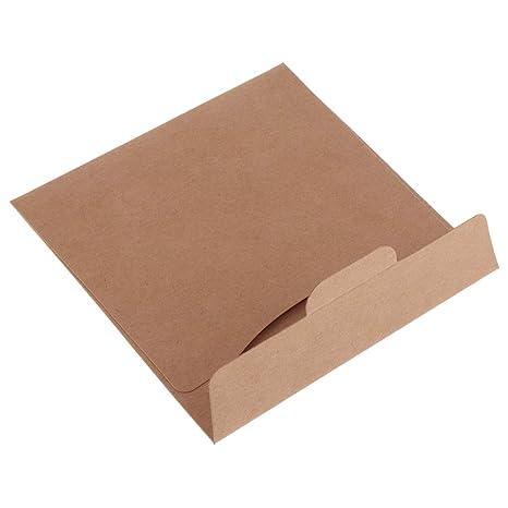SM SunniMix - Carpeta de papel kraft para archivos, tarjetas ...
