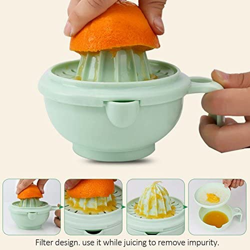 Cibo per bambini Grinder 8 in 1 cibo Masher Maker portatile Baby Feeder Robot da cucina Smasher Serve Bowl Verdure Frutta Ricer Grinder 8 Pz//set