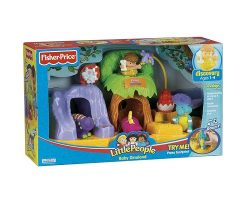 Fisher-Price Baby Dinoland