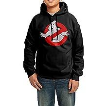 Teenage Youth Ghostbusters Spinoff Channing Tatum Chris Pratt Logo Hooded Sweatshirt