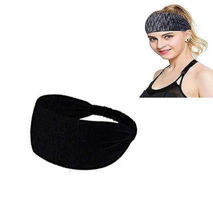 Amazon com : Dream Amy Sports Fitness Headband - Athletic