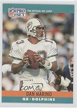 5d96d197e Amazon.com  Dan Marino  Billy Ray Smith (Football Card) 1990 Pro Set -  Printing Proof Errors  DMBS  Collectibles   Fine Art