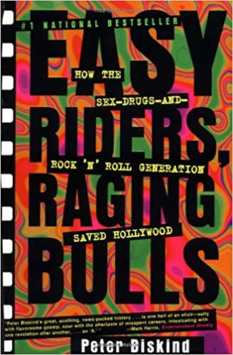 Easy riders raging bulls how the sex drugs and rock n roll easy riders raging bulls how the sex drugs and rock n roll generation saved hollywood peter biskind 8601300426037 amazon books fandeluxe Images