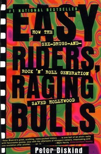 Top easy riders and raging bulls book