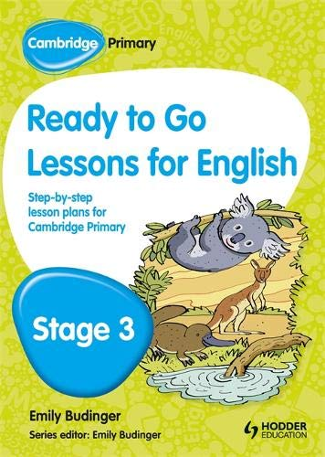 Cambridge Primary Ready to Go Lessons for English Stage 3 ()