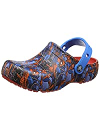 Crocs Kids' Crocsfunlab Spiderman Clog