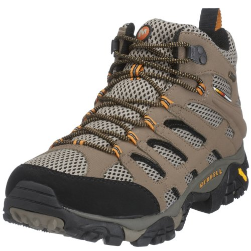 Merrell Moab Mid GORE-TEX Boot,Dark Tan,9