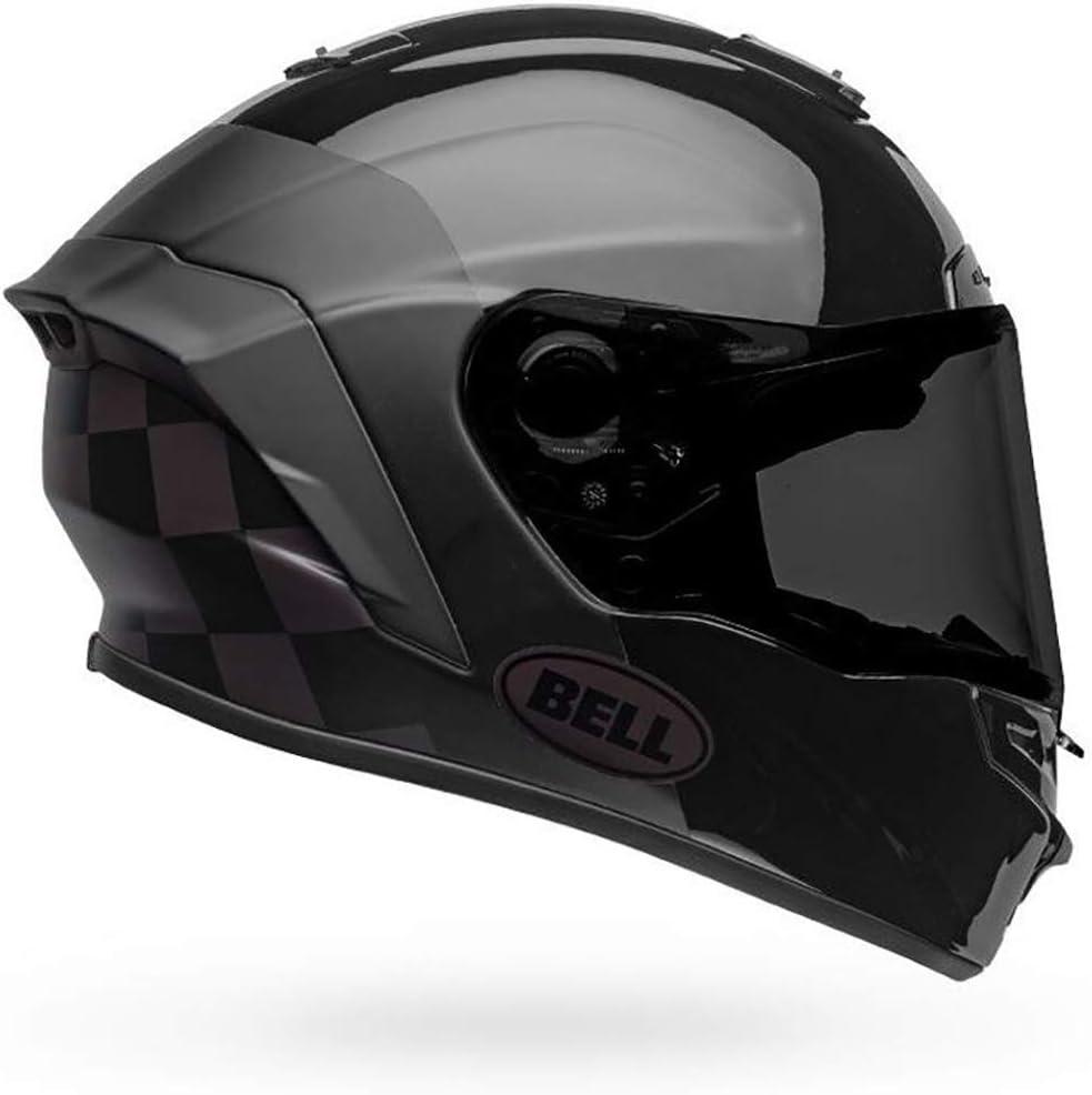 BELL Star DLX MIPS Helmet Tantrum Matte//Gloss White//Black//Titanium - 2X-Large