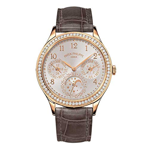 Patek Philippe Grand Complication Cream Dial 18k Rose Gold Watch  7140R-001