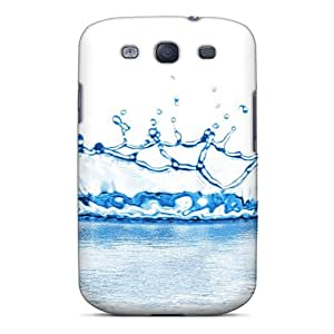 Durable Protector Cases Covers With 3d Crown Hot Design For Galaxy S3