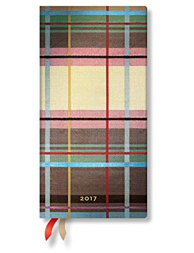 Warwick Slim- Paperblanks 2017 Weekly Planner (3.5 x 7 - Shops Warwick