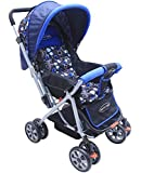 Notty Ride Baby Pram (Blue)