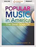 MindTap Music for Campbell's Popular Music in America: The Beat Goes On - 6 months - 5th Edition [Online Courseware]