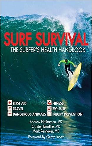 0cbfda5902 Amazon.com: Surf Survival: The Surfer's Health Handbook ...