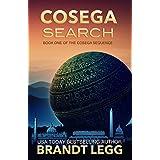 Cosega Search: A Booker Thriller (The Cosega Sequence Book 1)