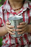 Premium Stainless Steel Kid Cups Toddler Baby Sanitary Rimless Design 8oz 4Pack