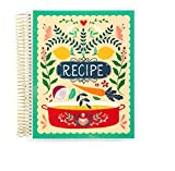 Creative Year Recipe Keepsake Medium Planner By Recollections