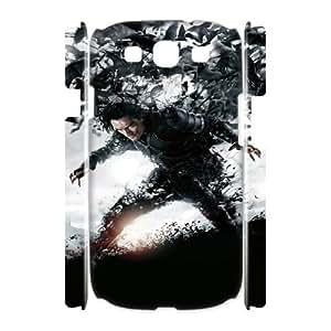 Dracula Untold FG0004359 3D Art Print Design Phone Back Case Customized Hard Shell Protection Samsung Galaxy S3 I9300