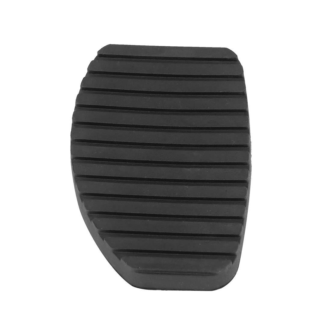 X AUTOHAUX Car Clutch Pedal Pad Rubber for Peugeot 306 405 406 407 508 607 Expert Partner