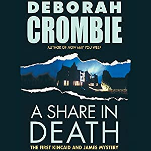 A Share in Death Audiobook