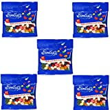 Gimbal's Gourmet Candies - 5 Pack - Assorted Jelly Beans - 41 Flavors - 3 oz Bags
