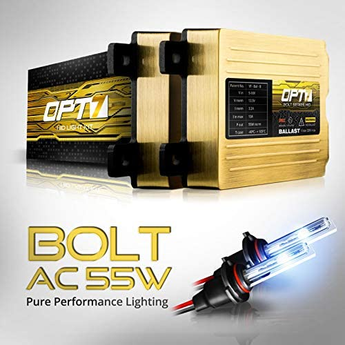 OPT7 Bolt 55w H11 HID product image