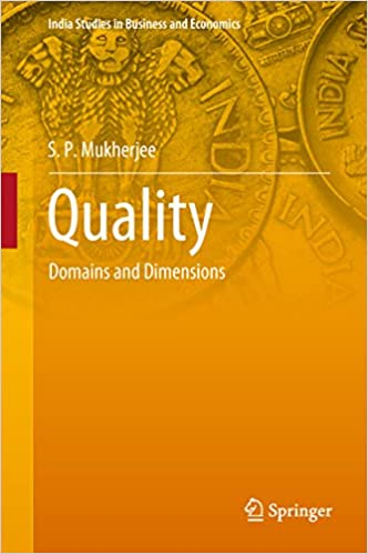 Quality Domains And Dimensions India Studies In Business