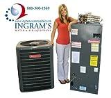 3 ton 15 seer heat pump - Goodman 3 Ton 15 SEER R410A Complete Split System Heat Pump SSZ140361, ASPT42D14