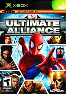 Marvel Ultimate Alliance - Xbox [video game]