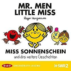Miss Sonnenschein und drei weitere Geschichten (Mister Men und Little Miss 1)