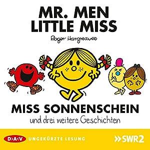 Miss Sonnenschein und drei weitere Geschichten (Mister Men und Little Miss 1) Hörbuch