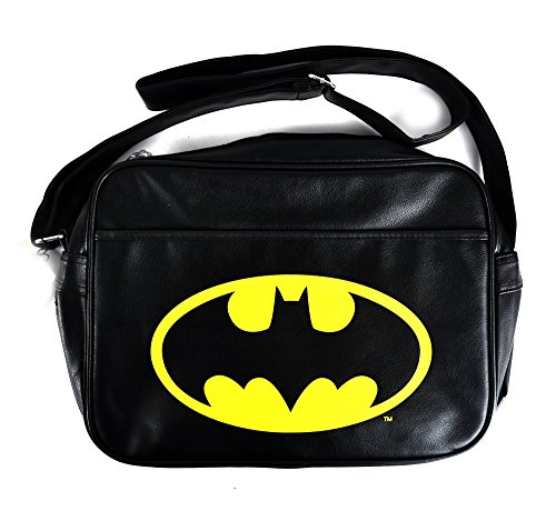 Batman LOGO RETRO SHOULDER BAG Batman LOGO RETRO ZfwZ48