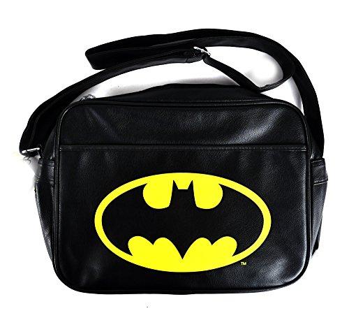 acciaio Coprispalle 1012347910 logo cm 4 x 9 x inossidabile bianco con Batman 4 qIRAnxa5wA