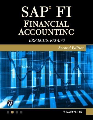 SAP FI [CANCELLED]: Financial Accounting ERP ECC6, R/3 4.70 V. Narayanan