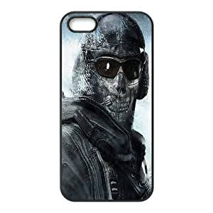 Custom Call Of Duty Back Cover Case for iphone 5,5S JN5S-1340