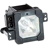 FI Lamps JVC_TS-CL10U_23 Compatible JVC TS-CL10U TV Replacement Lamp with Housing
