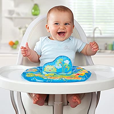 Munchkin Excite and Delight Play N' Pat Water Mat, Island : Baby
