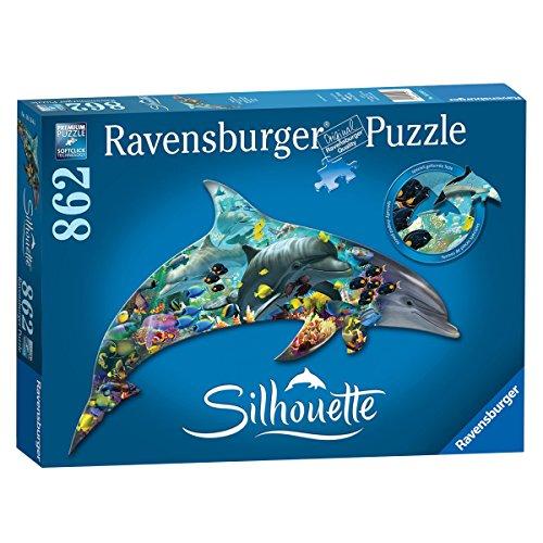 Ravensburger Dolphin - Ravensburger Dolphin Jigsaw Puzzle (862 Piece)